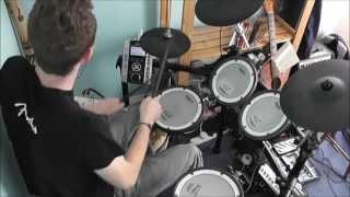 System Of A Down - Chop Suey! (Drum Cover by Sam Brawn - Roland TD9K2 V-Drums)