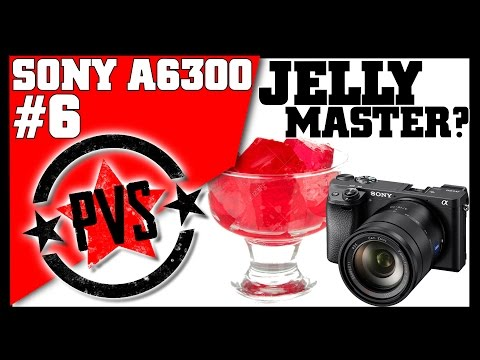Sony A6300 - Jelly Master? (Rolling Shutter Tests)