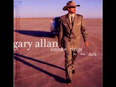 "Gary Allan-""Smoke Rings in the Dark"" With Lyrics!!!"
