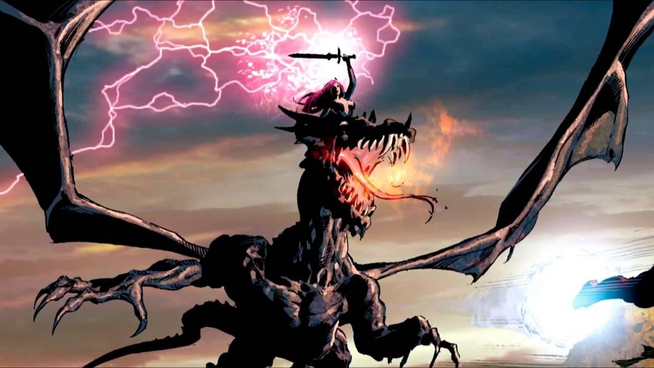 Age Of Ultron 8 Morgan Le Fay Bio Marvel Ar Youtube