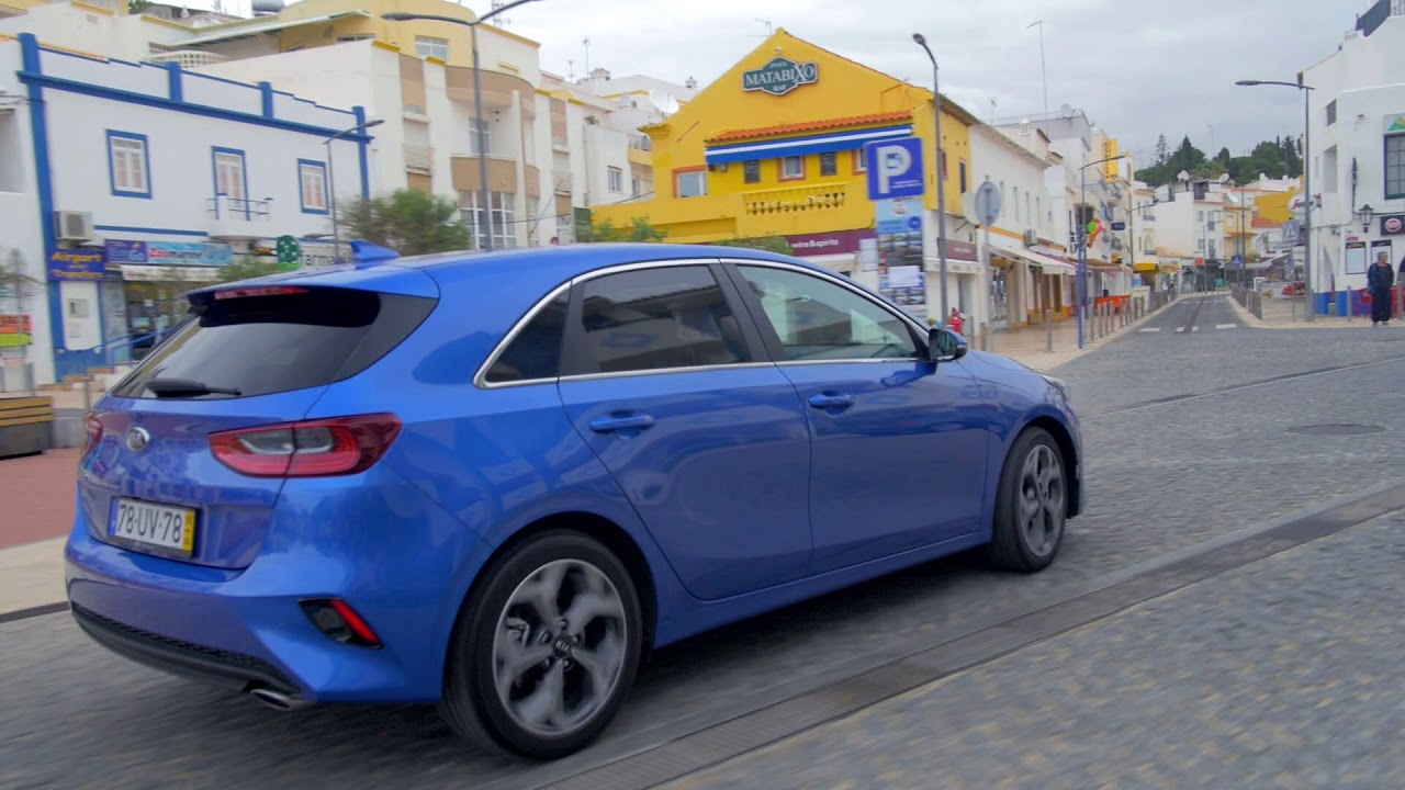 Kia Ceed 2018 First Drive Review Youtube
