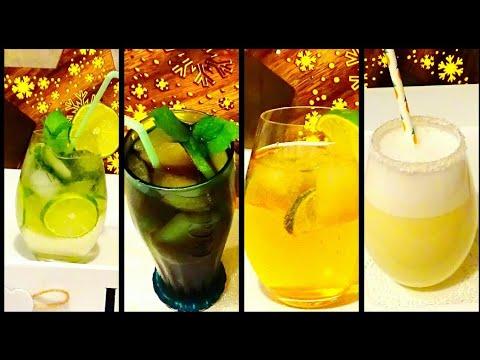 Вопрос: Как приготовить безалкогольные напитки?