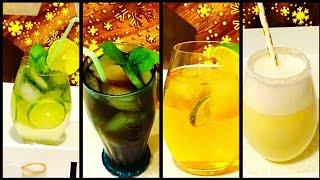 Рецепт 5 самых простых и вкусных безалкогольных коктейлей