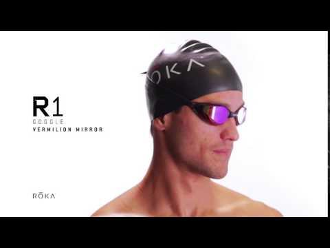 f9cd9da7454 ROKA R1 Goggle with RapidSight™ - Vermilion Mirror (Men s Fit Reference)