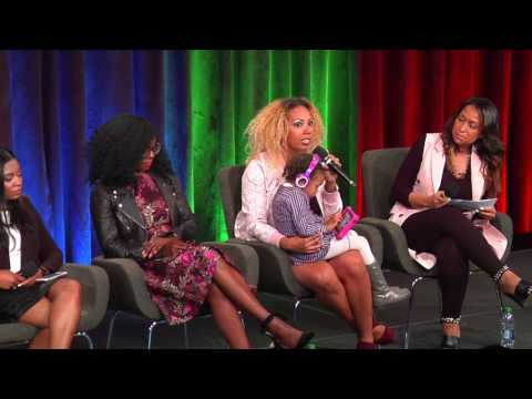 Black, Woman, and Genius | Black Women at Work Panel