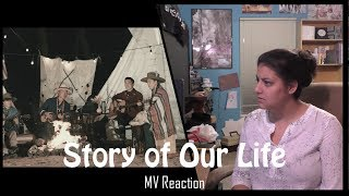 平井 大 - Story of Our Life - MV Reaction