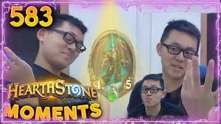 Play Something! What you gonna do?? | Hearthstone Daily Moments Ep. 583