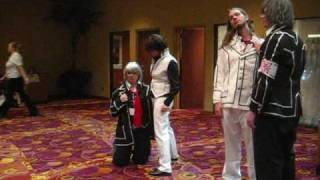 Anime NebrasKon 2009 - Vampire Knight Photoshoot (part 2)