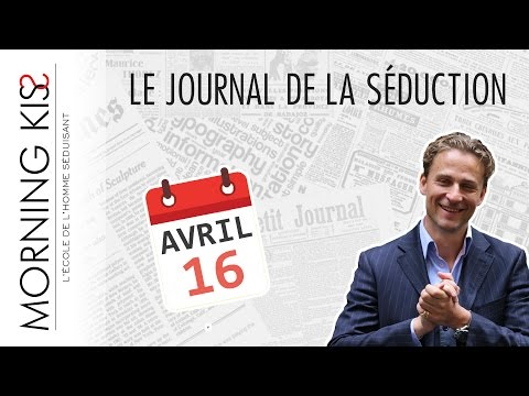 X100 sur votre motivation en drague - avril 2016 | LE JOURNAL DE LA SEDUCTIONde YouTube · Durée :  8 minutes 49 secondes