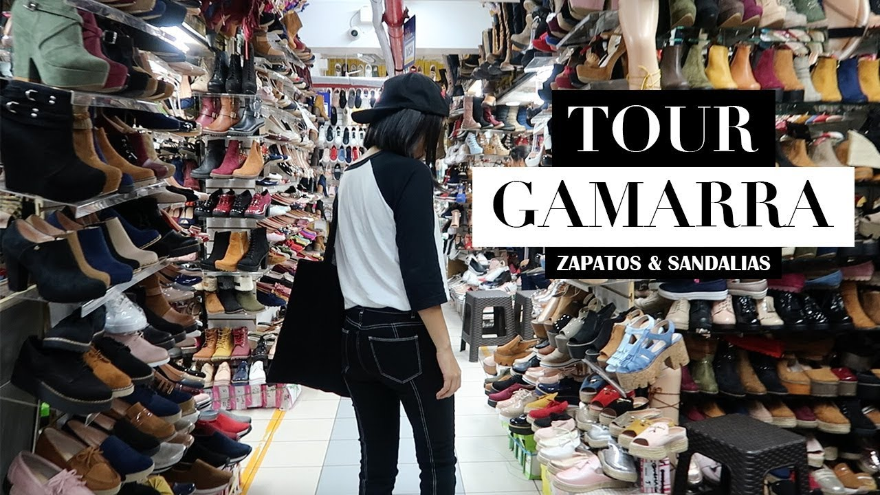 Sandalias GamarraZapatos Youtube Tour Y 201819 y8vwmNnO0P
