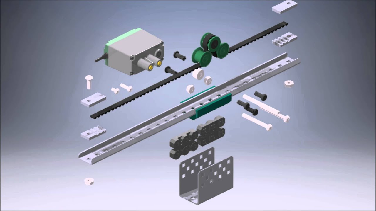 vex linear motion kit instructions
