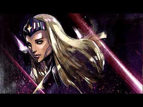 La Historia De Darkstar - Marvel