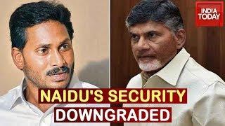 Andhra Govt Downgrades Chandrababu Naidu's Security; TDP Claims Move Political