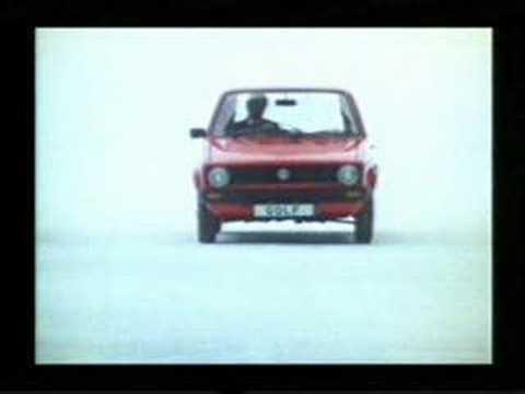 volkswagen vw mk golf rabbit tv advert commercial youtube