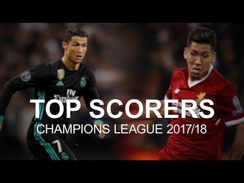 Who is the champions league top scorer?