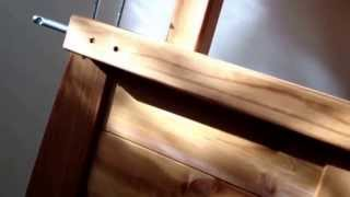 Argos Classic  Antique  Bunk Bed Assembly Part 3