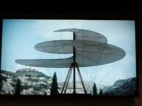 The Dream of Flight according to Leonardo da Vinci - Le Rêve du Vol