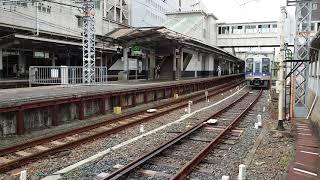 南海高野線堺東駅1000系(1036編成)試運転発車