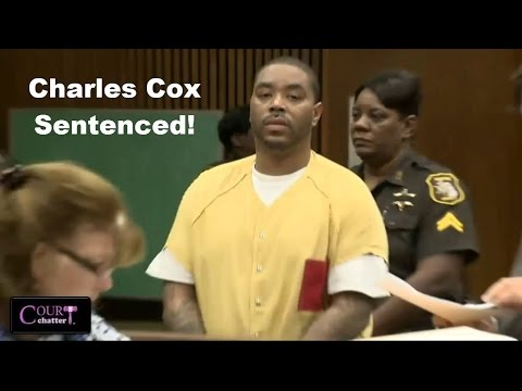 Charles Cox Sentenced for the Murder of Anthony Tolson 08/04/16