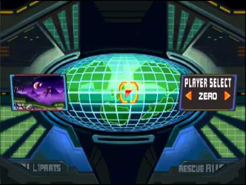 Megaman X6 Black Zero