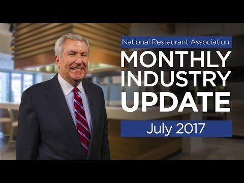Restaurant Industry Update July 2017