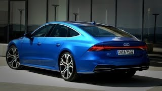Audi A7 2018 Обзор