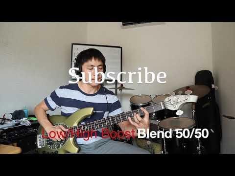 Sound Sample : Musicman Bongo