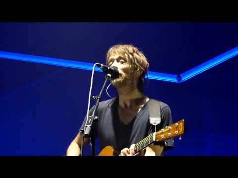 Thom Yorke - All For The Best (Miracle Legion cover) - Roseland Ballroom, NYC 2010-04-06 HD