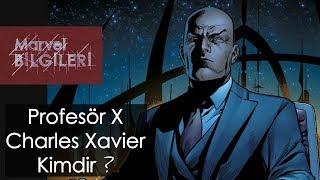 Charles Xavier (Professor X) kimdir ?  (Illüminati 3. Bölüm)
