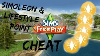 Sims Freeplay How To Get More Lifestyle Points & Simoleons