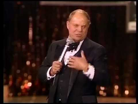 Don Rickles on Sinatra 40 years in showbiz