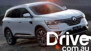 2016 Renault Koleos Review | Drive.com.au