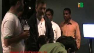 Lucky Ali (Film Soni De Nakhare) Song Recording (www.indiabureau.tv).flv