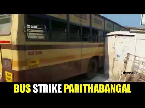 Bus Strike Parithabangal | Chennaites