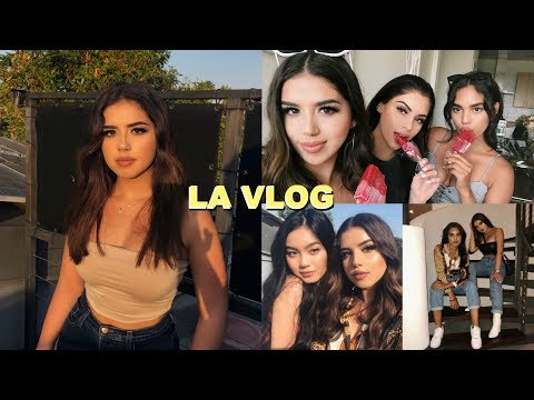 CRAZIEST WEEK OF MY LIFE | Los Angeles Vlog