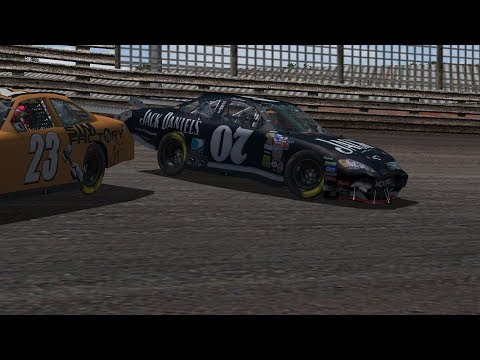 rFactor - Car of Tomorrow - Knoxville Raceway (Practice)