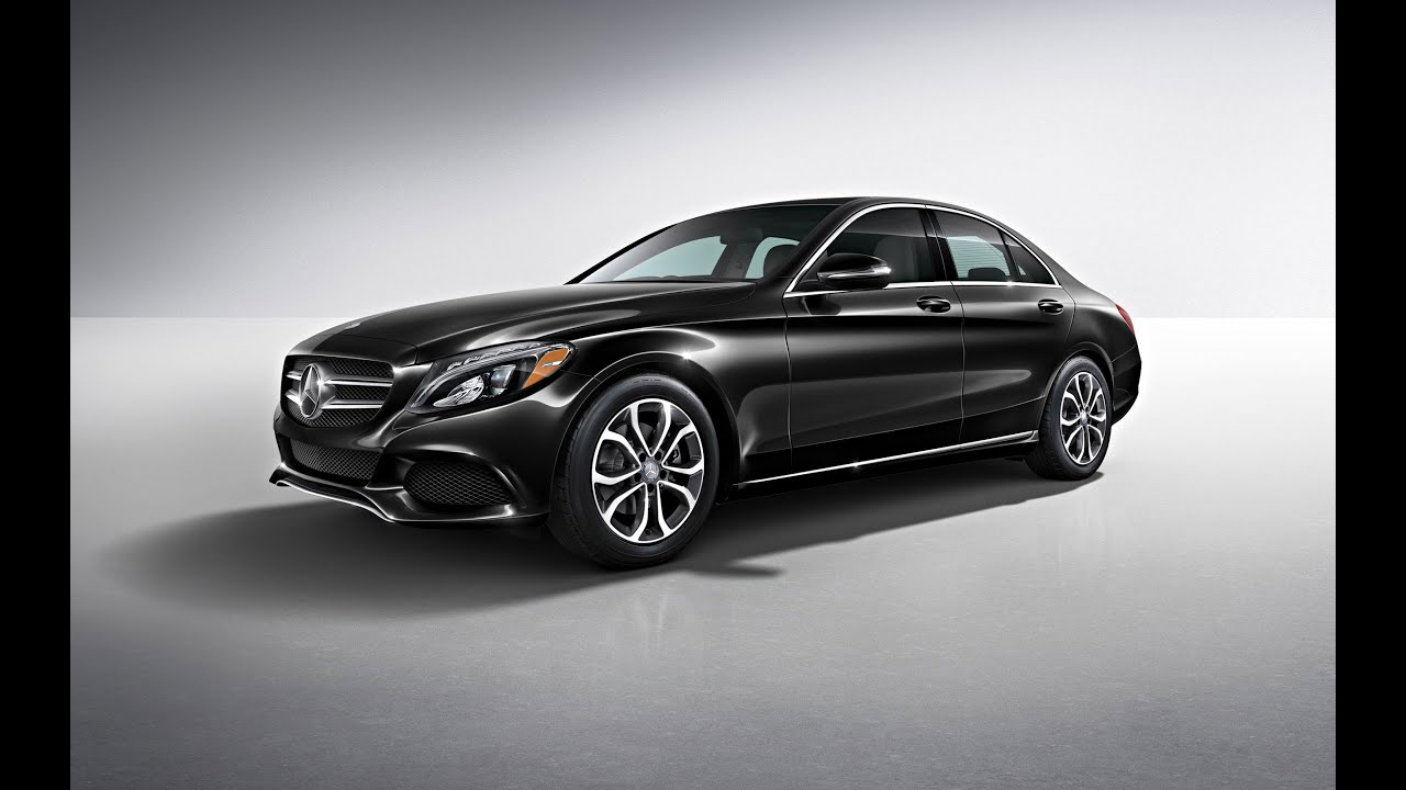 2015 mercedes benz c300 4matic youtube. Black Bedroom Furniture Sets. Home Design Ideas