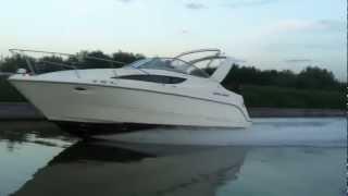 2001 Bayliner 2855 285 SB - быстрая моторная яхта(Шикарная 9-ти метровая моторная яхта на продажу в Санкт-Петербурге. Мотор 5.7 литра Меркрузер МАГ 300 - 300 л.с.,..., 2012-07-13T22:37:35.000Z)