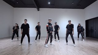 "JUN 'Hold it Down"" Dance Practice Video"