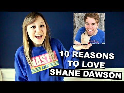 10 REASONS TO LOVE SHANE DAWSON