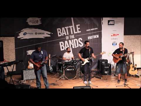 Battle of The Bands Kuwait Round 2