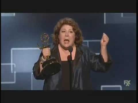 Margo Martindale wins Emmy Award for The Americans 2015