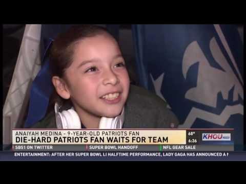 Young Patriots fan tries, fails to meet Tom Brady