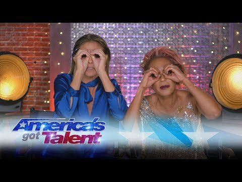 The AGT Judges Read Mean Tweets - America's Got Talent 2017