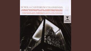 """Gregorian and Ambrosian Music for the Feast of the Three Magi: Alleluia, """"Vidimus stellam eius""""..."""
