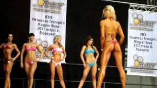 Peak Girl-ök és a Fitbalance Kupa 2011 I. rész