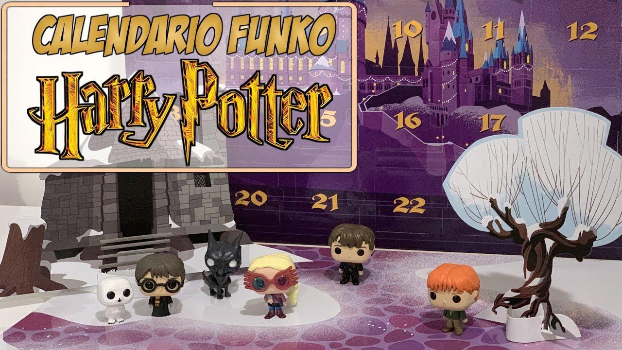 Calendario Dellavvento Harry Potter Funko.Calendario Do Advento Funko Pop Harry Potter Natal 2018
