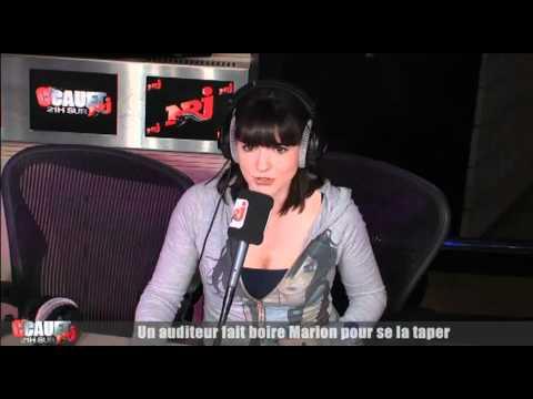 Un Auditeur Fait Boire Marion Pour Se La Taper - C'Cauet Sur NRJ