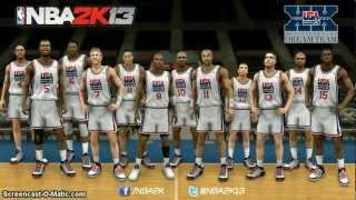 NBA 2K13: NBA 2K13 Screenshots