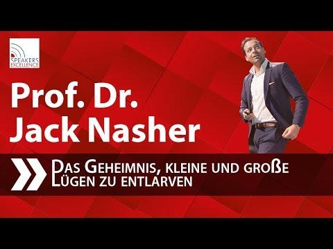 Jack Nasher - Das Geheimnis, kleine und große Lügen zu entlarven